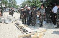 Крест, из-за которого подрались казаки и спецназ в Крыму, оставили в храме
