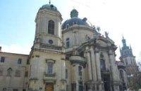 Во Львове по случаю Евро-2012 провели богослужение на английском