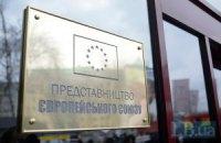 Посольство ЄС стурбоване погіршенням ситуації з правами людини в Україні