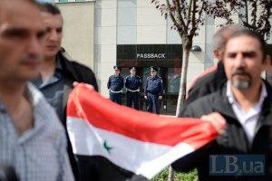 Из Сирии самолетом МЧС России эвакуировали украинцев