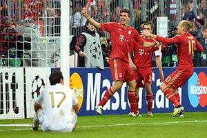 Бавария вырывает победу у Реала