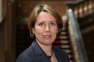 Новый посол Великобритании приступила к своим обязанностям