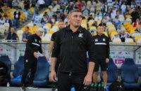 В Українській прем'єр-ліги відбулася вже друга за останній тиждень відставка головного тренера