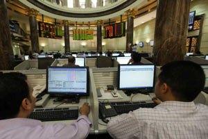 Фондовый рынок показал небольшой рост