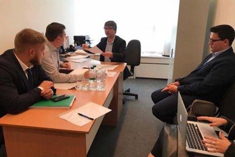 НАЗК вручило Добродомову адмінпротокол через оплачувану лекцію в Одесі