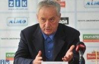 Петр Дыминский пишет письмо президенту ФФУ