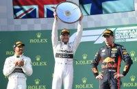 Победой Боттаса завершилась первая гонка нового сезона в Формуле-1