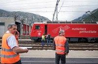 Зіткнення поїздів у Швейцарії: 30 постраждалих