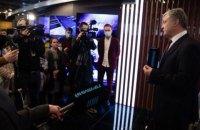 Порошенко закликав Прямий канал зберігати проукраїнський курс