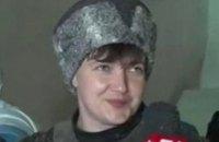 Савченко подтвердила встречу с Захарченко и Плотницким