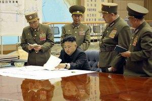 Кім Чен Ин закликав армію КНДР перебувати в повній бойовій готовності