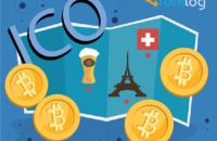 """""""ICO-курорты"""" Европы, успешный финтех по-украински и кредитный блокчейн"""