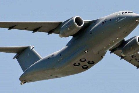 МВС вирішило купити 13 літаків Ан-178