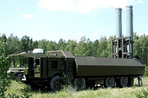 """Росія перекинула в Калінінградську область ракетний комплекс """"Бастіон"""""""