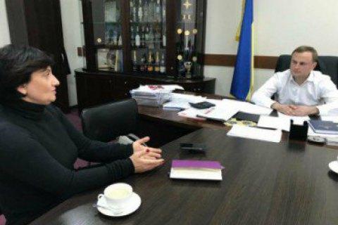 """Руководство """"Укрспирта"""" провело переговоры с представителями парфюмерной отрасли"""