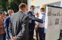 Міністр Чернишов проінспектував Бориспільську лікарню, яку готують до відкриття