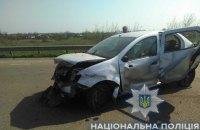 Под Одессой иномарка въехала в отбойник, в результате чего погиб 10-летний мальчик