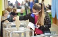 Результаты выборов городских голов установлены в семи областях Украины
