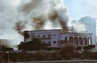 Смертники атаковали МИД Ливии