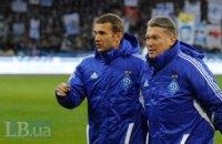Блохин оценил шансы выхода на поле Шевченко в матче против Англии