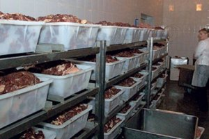 В Украине увеличивается производство мяса