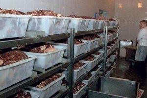 На Хмельниччине закрыли завод, перерабатывающий некачественное мясо