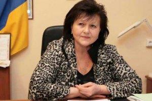 Комуністка Гінзбург звільнена з посади голови Держархіву