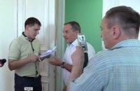 На мэра Глухова Мишеля Терещенко составили админпротокол о коррупции