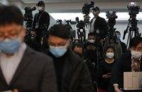 Китай відмовився допустити експертів ВООЗ до розслідування виникнення коронавірусу