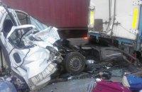 В ДТП на трассе Киев - Одесса погибли восемь человек