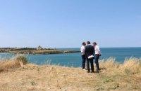 В Севастополе собираются установить 25-метровую стелу