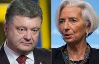 Лагард назвала национализацию Приватбанка важным шагом для оздоровления банковской системы Украины