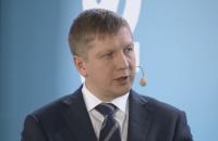 """Коболев заявил, что маржа """"Нафтогаза"""" как посредника в новом транзитном контракте будет минимальной"""