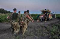 С начала АТО на Донбассе погибли 38 военных медиков