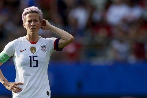Футболистка сборной США, повздорившая с Трампом, высказалась, что без геев американцам не выиграть ЧМ
