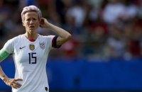 Футболістка збірної США, яка посварилася з Трампом, сказала, що без геїв американцям не виграти ЧС