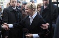 При Ющенко Тимошенко не вызывали в ГПУ по политическим мотивам