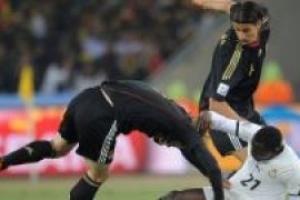 ЧМ 2010: В 1/8 Голландия сыграет со Словакией, Япония с Парагваем