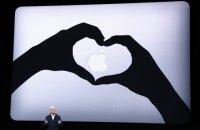 Служба підтримки Apple перейшла на українську