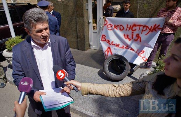 Петр Береговой - гендир Киевавтодора