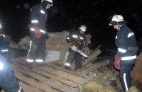 В поселке под Одессой взрыв полностью уничтожил жилой дом
