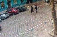 В Одесі грабіжники відібрали в перехожого торбу з грошима і випадково забігли в поліцію