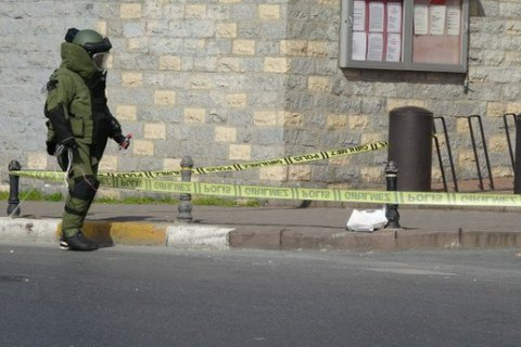 Возле консульства Британии в Стамбуле взорвали подозрительную коробку, в которой оказались сладости