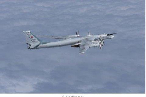 Yonhap: південнокорейський літак відкрив попереджувальний вогонь біля російського бомбардувальника