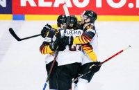 Знущально виконаний буліт вивів Німеччину в півфінал чемпіонату світу з хокею