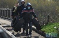 В Енакиево сепаратисты заблокировали горсовет