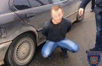 В Одессе поймали сбежавшего из зала суда в Киеве преступника