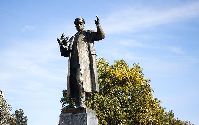 Пам'ятник Конєву в Празі