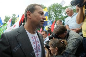 Оппозиция снова готова блокировать трибуну Рады