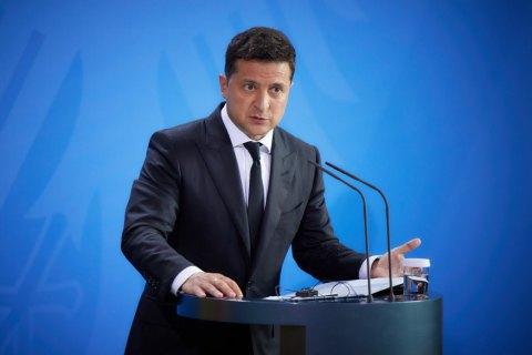 Зеленский анонсировал шесть тем, которые поднимет на встрече с Байденом